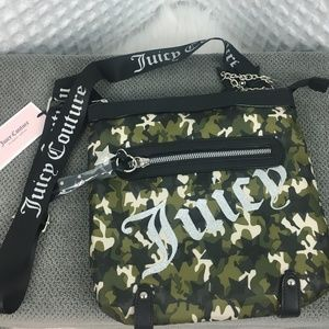 Juicy Couture Star Studded Large Crossbody NWT